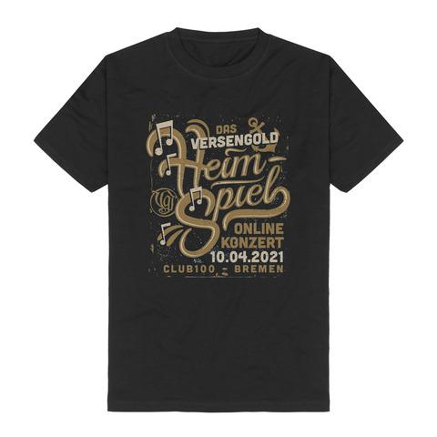 Heimspiel von Versengold - T-Shirt jetzt im Bravado Shop