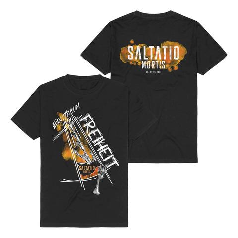 √Ein Traum von Freiheit von Saltatio Mortis - t-Shirt jetzt im Bravado Shop