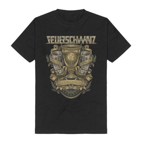 √Gönnt euch von Feuerschwanz - t-shirt jetzt im Bravado Shop