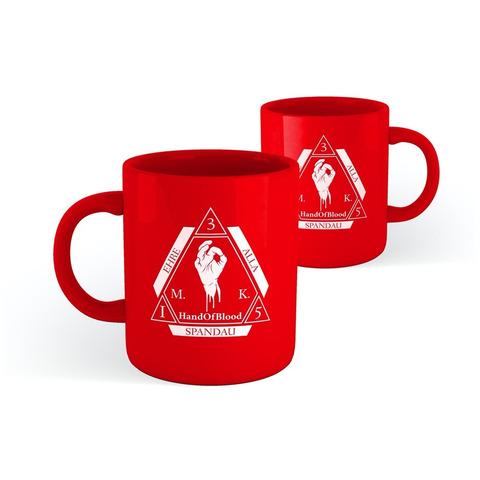 √HandOfBlood Hitman Tasse von HandOfBlood - mug jetzt im Bravado Shop
