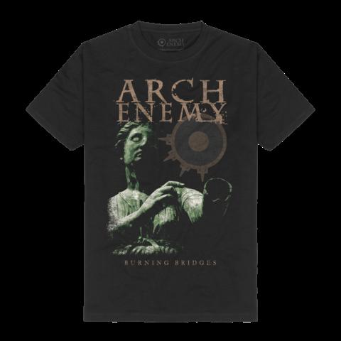 Burning Bridges von Arch Enemy - T-Shirt jetzt im Bravado Store