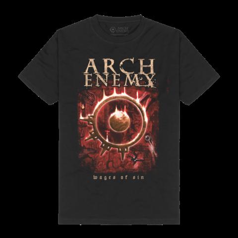 Wages Of Sin von Arch Enemy - T-Shirt jetzt im Bravado Store