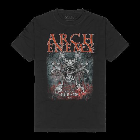 Rise Of Tyrant von Arch Enemy - T-Shirt jetzt im Bravado Store