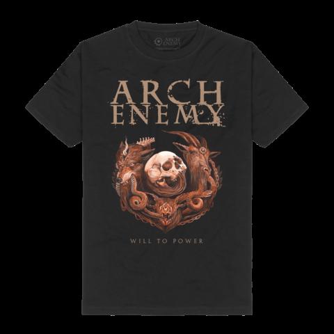 Will To Power von Arch Enemy - T-Shirt jetzt im Bravado Store