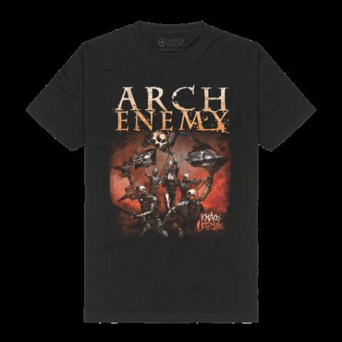 Khaos Legions von Arch Enemy - T-Shirt jetzt im Bravado Store