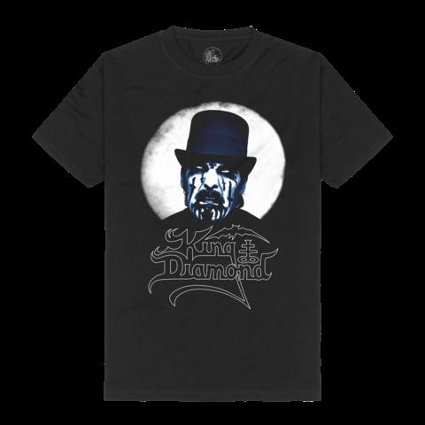Moon von King Diamond - T-Shirt jetzt im Bravado Shop