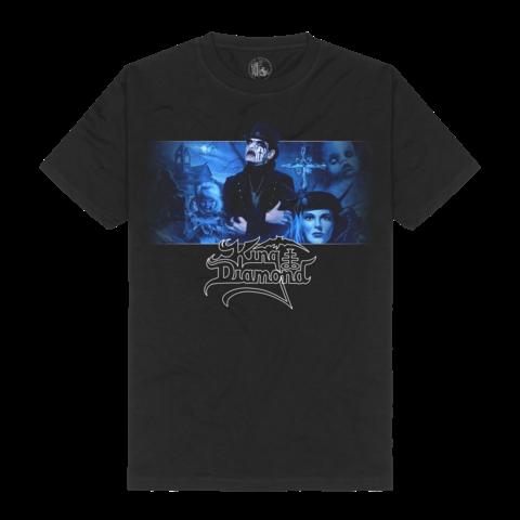 Dreams Of Horror von King Diamond - T-Shirt jetzt im Bravado Store