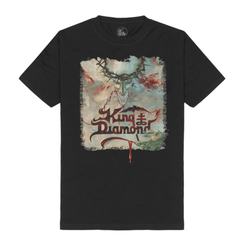 House Of God von King Diamond - T-Shirt jetzt im Bravado Shop