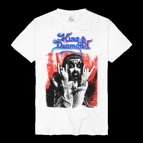 North American Tour 1986 von King Diamond - T-Shirt jetzt im Bravado Store