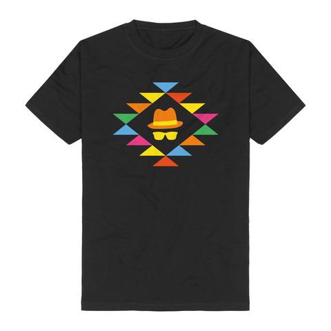 Rauten & Logo von Jan Delay - T-Shirt jetzt im Bravado Store