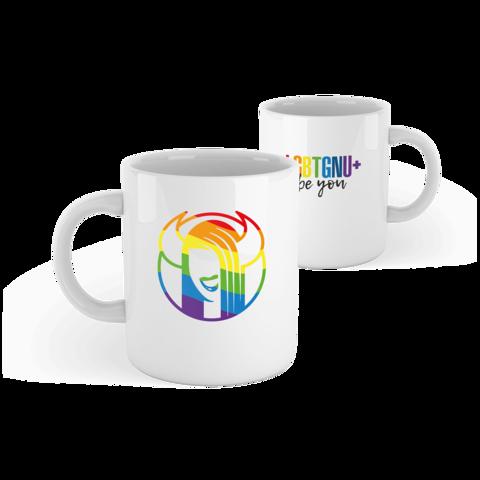 LGBTGNU+ von GNU - Tasse jetzt im Bravado Shop