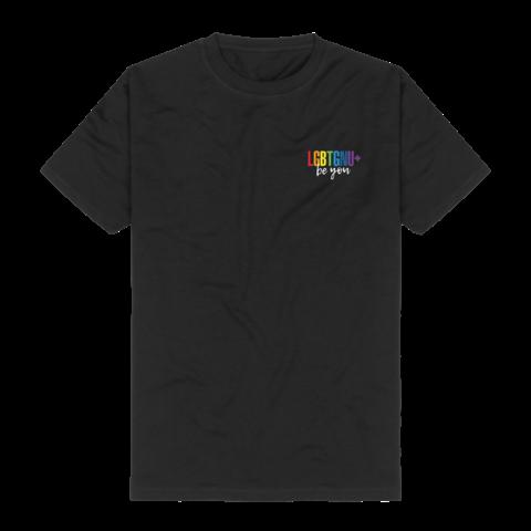 Be You von GNU - T-Shirt jetzt im Bravado Shop
