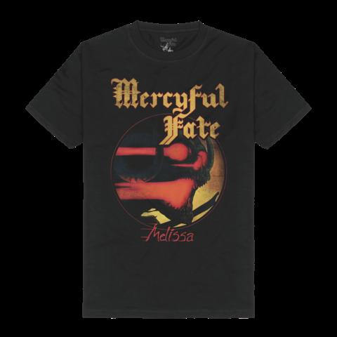 Melissa Tracklist von Mercyful Fate - T-Shirt jetzt im Bravado Store