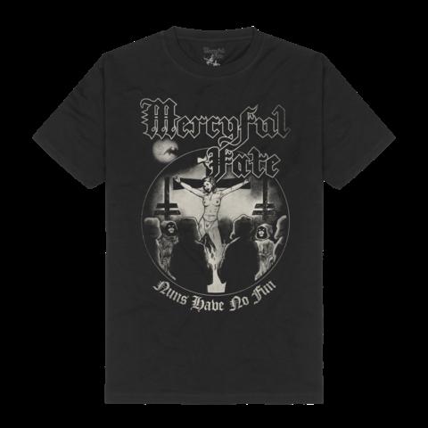 Nuns Have No Fun Tracklist von Mercyful Fate - T-Shirt jetzt im Bravado Store