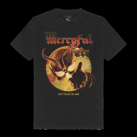 Don't Break The Oath Tracklist von Mercyful Fate - T-Shirt jetzt im Bravado Store