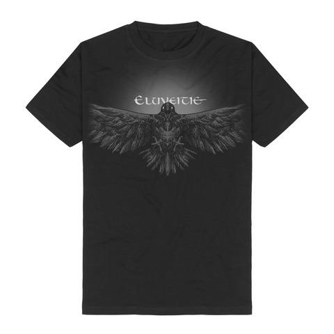 Black Raven von Eluveitie - T-Shirt jetzt im Bravado Store