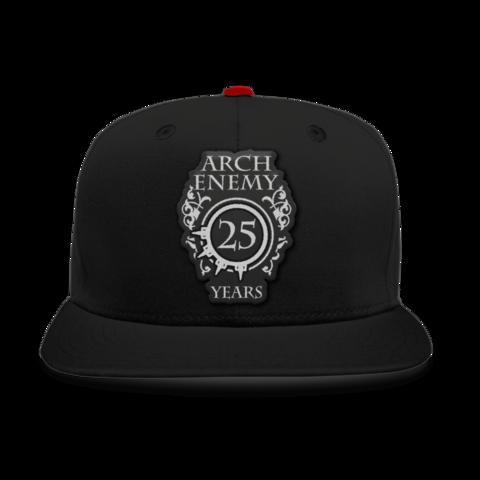 25 Years Crest von Arch Enemy - Snapback Cap jetzt im Bravado Store