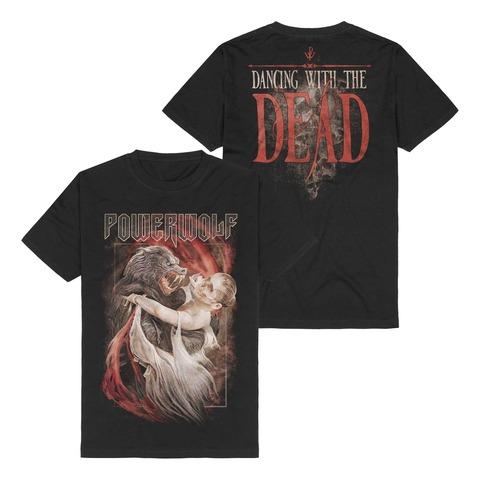 Dancing With The Dead von Powerwolf - T-Shirt jetzt im Bravado Store