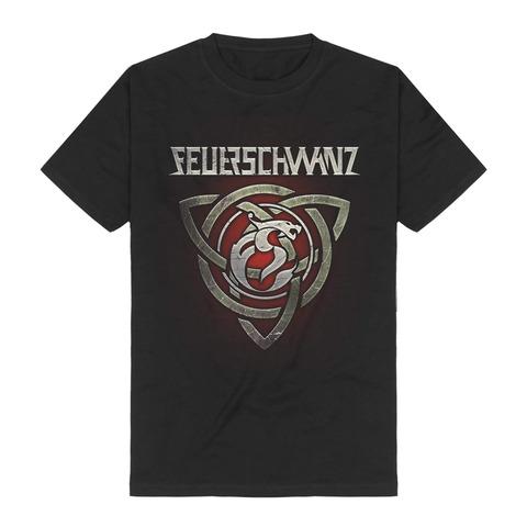 Triquetra von Feuerschwanz - T-Shirt jetzt im Bravado Store