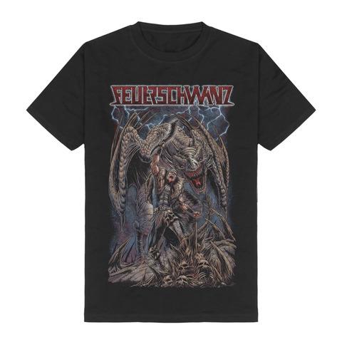 Hauptmann von Feuerschwanz - T-Shirt jetzt im Bravado Store