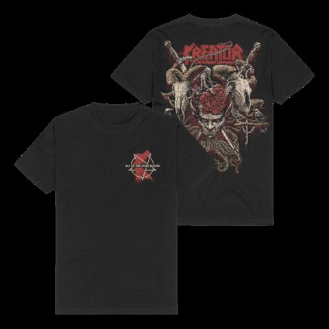 All Of The Same Blood von Kreator - T-Shirt jetzt im Bravado Shop