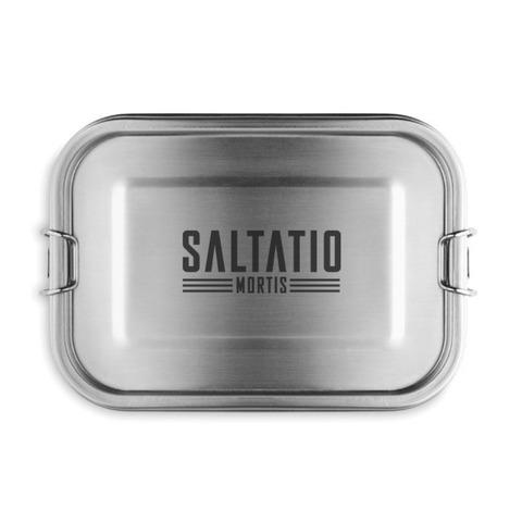 BBQ Logo von Saltatio Mortis - Lunchbox jetzt im Bravado Store