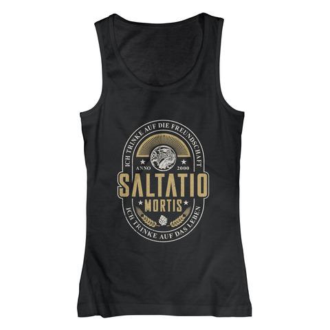 Beer Label von Saltatio Mortis - Girlie Top jetzt im Bravado Store