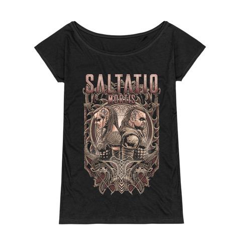 My Mother Told Me von Saltatio Mortis - Girlie Shirt jetzt im Bravado Shop