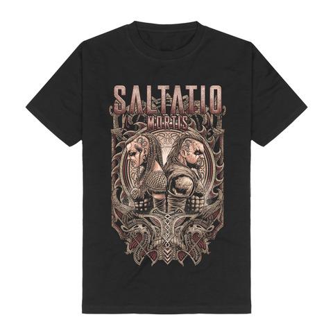My Mother Told Me von Saltatio Mortis - T Shirt jetzt im Bravado Shop