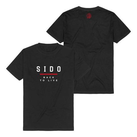 Back To Live von Sido - T-Shirt jetzt im Bravado Store