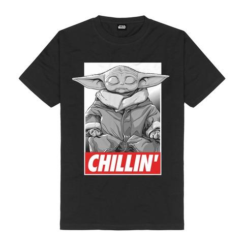 Yoda Chillin von Star Wars - T-Shirt jetzt im Bravado Store