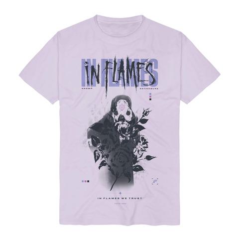 Rose Reaper von In Flames - T-Shirt jetzt im Bravado Store