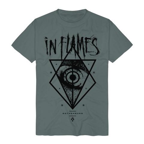 Jesterhead Eye von In Flames - T-Shirt jetzt im Bravado Store