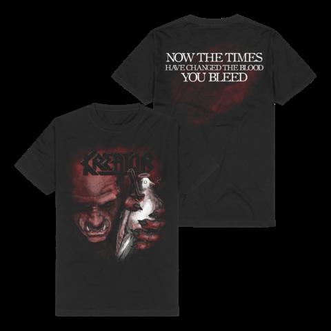 The Blood You Bleed von Kreator - T-Shirt jetzt im Bravado Store
