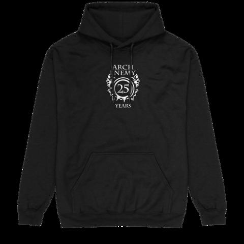 25 Years Crest von Arch Enemy - Kapuzenpullover jetzt im Bravado Store