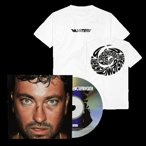 5. Dimension (Digipack + T-Shirt) von Marteria - CD-Bundle jetzt im Bravado Store