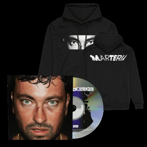 5. Dimension (Digipack + Hoodie) von Marteria - CD-Bundle jetzt im Bravado Store
