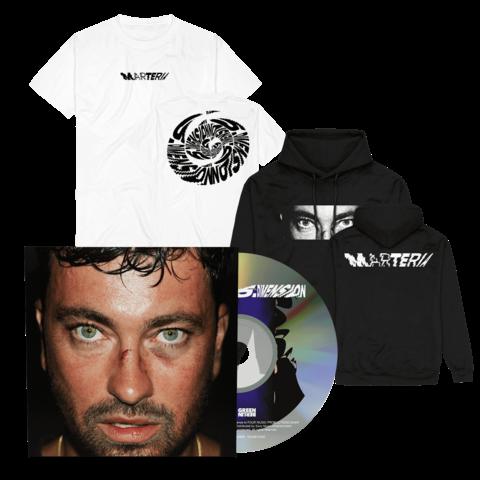 5. Dimension (Digipack + T-Shirt + Hoodie) von Marteria - CD-Bundle jetzt im Bravado Store