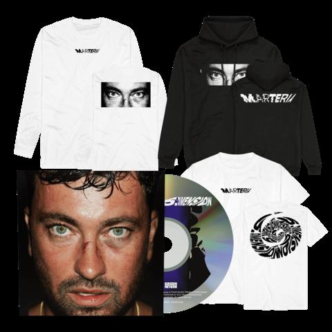 5. Dimension (Digipack + T-Shirt +  Longsleeve + Hoodie) von Marteria - CD-Bundle jetzt im Bravado Store