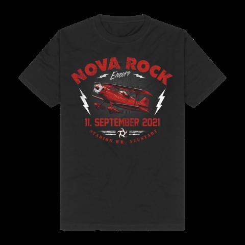 Encore 2021 von Nova Rock Festival - T-Shirt jetzt im Bravado Store