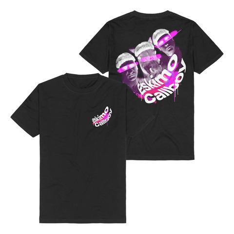 We Got The Moves von Eskimo Callboy - T-Shirt jetzt im Bravado Store