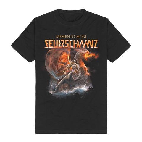 Memento Mori Cover von Feuerschwanz - T-Shirt jetzt im Bravado Store