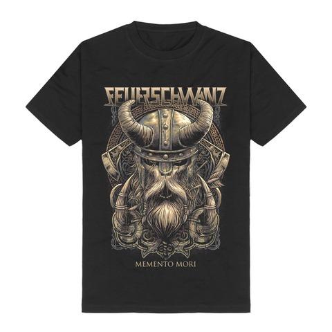 Warrior von Feuerschwanz - T-Shirt jetzt im Bravado Store