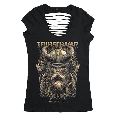 Warrior von Feuerschwanz - Girlie Shirt jetzt im Bravado Store
