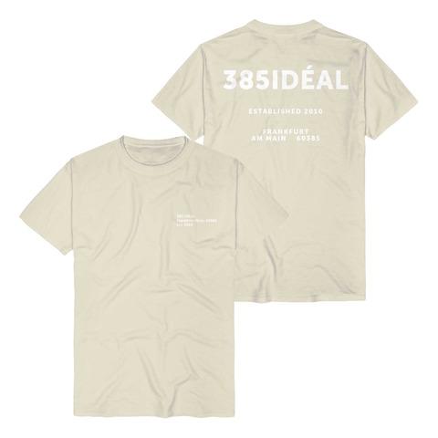Established 2010 - FFM 60385 von 385idéal - T-Shirt jetzt im Bravado Store