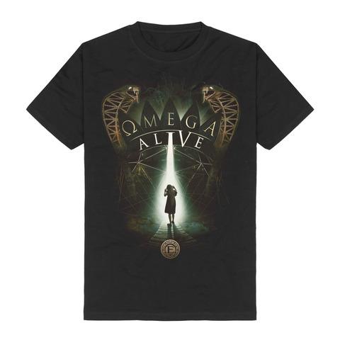 Omega Alive von Epica - T-Shirt jetzt im Bravado Store