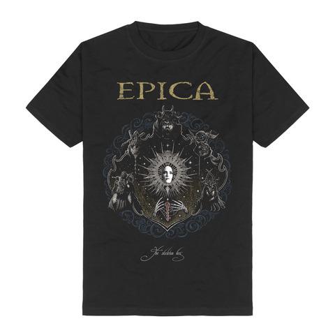 Skeleton Key von Epica - T-Shirt jetzt im Bravado Store