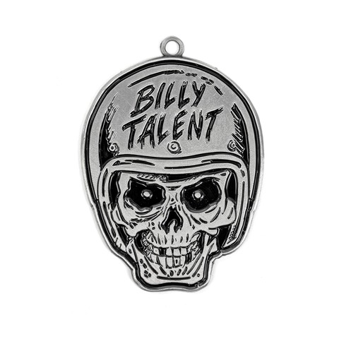 Logo von Billy Talent - Schlüsselanhänger jetzt im Bravado Store