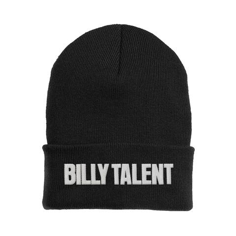 Clean Logo von Billy Talent - Beanie jetzt im Bravado Store