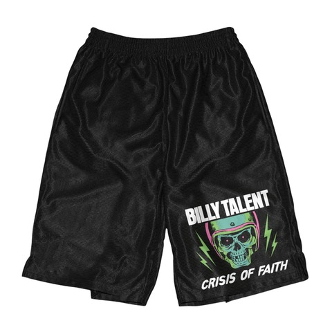 Crisis of Faith von Billy Talent - Shorts jetzt im Bravado Store